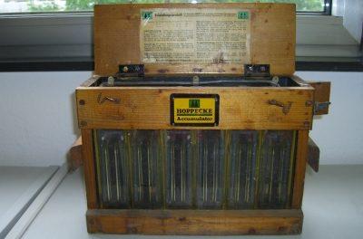 Lithium Akkus wegen Feuergefahr verboten