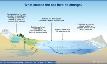 Warum ist es so schwer den Meeresspiegel zu messen?