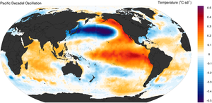 Ex- IPCC-Leit-Autor Trenberth räumt jetzt ein: Pazifischer PDO-Ozeanzyklus hat zur Erwärmungsphase 1976-1998 beigetragen