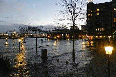 Zahl der Naturkatastrophen sinkt 2013 auf Zehn-Jahres-Tief