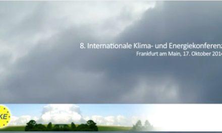 EIKE 8. Internationale Klima- und Energiekonferenz in Frankfurt Main : Info-Kurz-Video