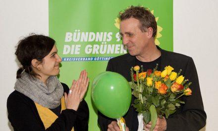 Niedersachens Grüner Umwelt-Minister Wenzel möchte Hannover zur Klimaschutz-Hauptstadt machen