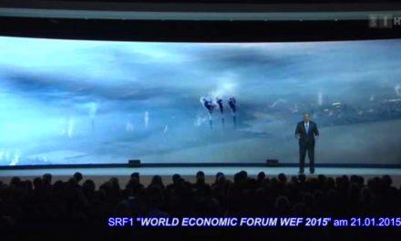 Deja Vu auf dem World Economic Forum – Katastrophen Al (Gore) darf wieder Katastrophen predigen und die Erlösung gleich mitliefern.