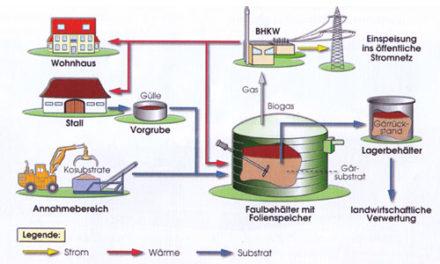 Bayrischer Rundfunk: Braunkohlekraftwerk stößt weniger Treibhausgase aus als Biogas-Anlage