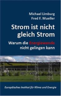Neues Buch zur Energiewende: Strom ist nicht gleich Strom