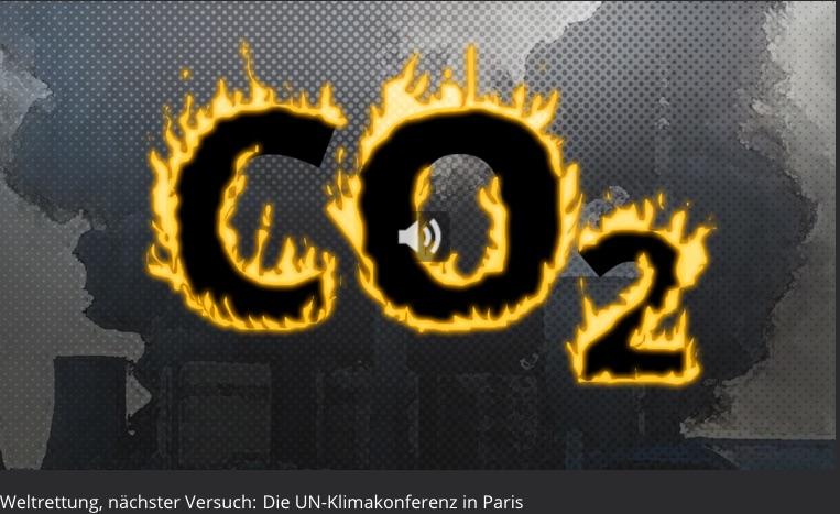 "Das globale ""CO2-Budget"""