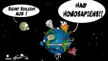 Ökologismus: Der Mensch als Plage?