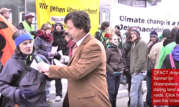 COP 21 UN-Klimakonferenz  wird am 30.11.15 in Paris eröffnet. Wie steht´s um das Klimawissen der Akteure?
