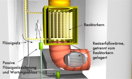 Warum die Grünen für den Dual Fluid Reaktor sein werden