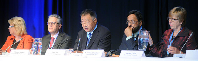 IPCC AR5: Politische Wissenschaft!