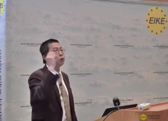 EIKE 9. IKEK Dr. Willie Soon: Neueste Erkenntnisse zum Klimawandel