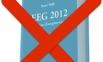 (Teil 2) Das EEG verstößt gegen das Grundgesetz und EU-Recht – Neue rechtswissenschaftliche Analyse