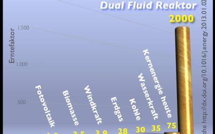 Der Dual Fluid Reaktor – ein neues Konzept für einen Kernreaktor