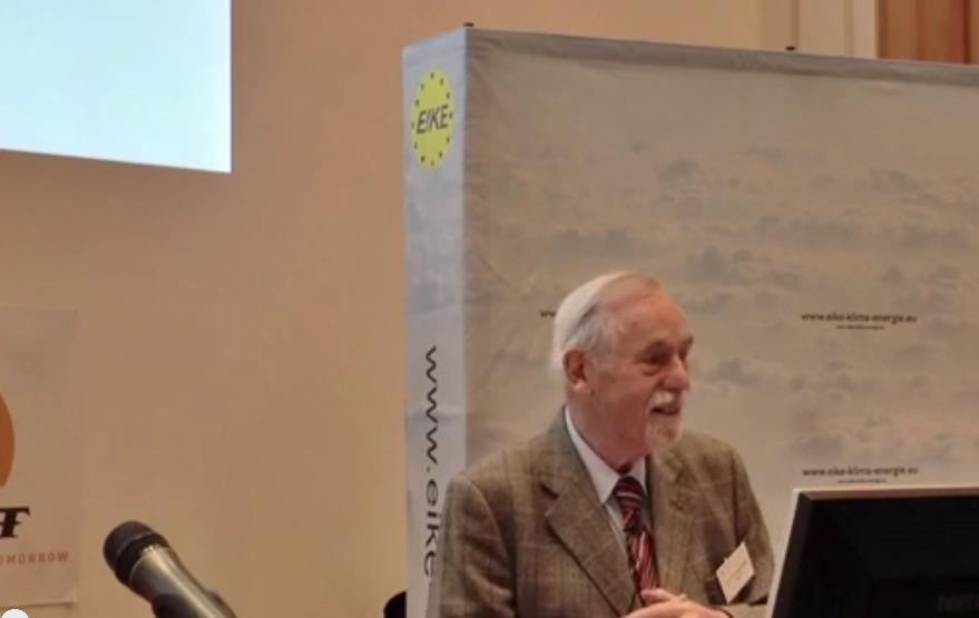 EIKE 9. IKEK: Prof. Ewert – Erderwärmung- Was wurde gemessen und wie wurde ausgewertet?