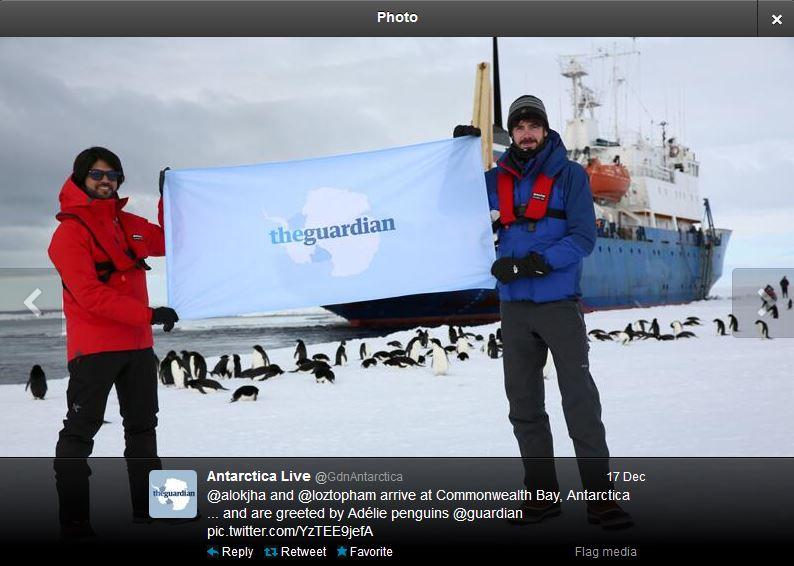 Jetzt, da die Passagiere des 'Narrenschiffes' in der Antarktis sicher sind, müssen harte Fragen gestellt werden
