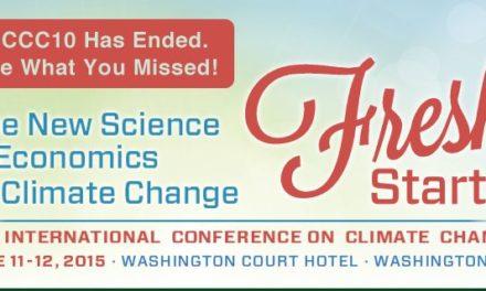 Zehnte Internationale Konferenz zum Klimawandel war ein durchschlagender Erfolg