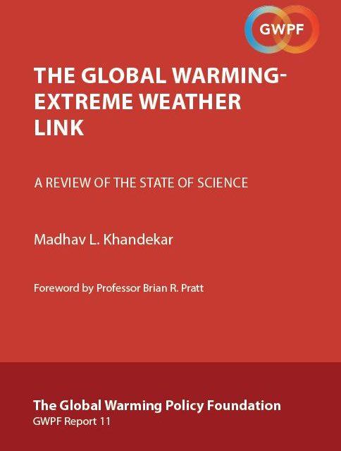 Neue Studie: Extremwetterereignisse nehmen nicht zu