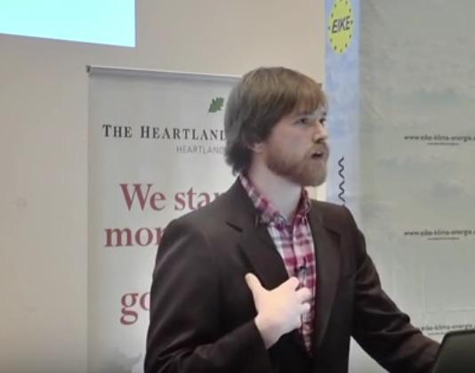 EIKE 9. IKEK Isaac Orr: Fracking und seine Auswirkungen auf die Umwelt – Fracking and its Effects on Environment