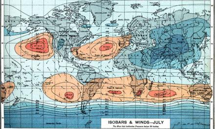 Was beschert das Wetter im Jahr 2015 der Einen Welt für ein Wetter?