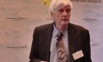 EIKE 9. IKEK – Prof. em. Dr. Horst Lüdecke: Klimawissenschaft in EIKE und- Multiperiodisches Klima – CO2-Zyklus