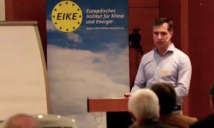 Teil V Videos von der VII. IKEK Mannheim jetzt verfügbar: heute Dr. Sebastian  Lüning und Dr. Wolfgang Thüne
