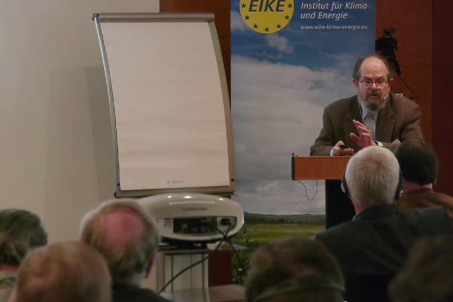 Teil I Videos von der VII. IKEK Mannheim jetzt nach und nach verfügbar: Zuerst Prof. R. Lindzen und Donna Laframboise