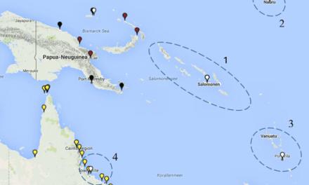 Schon fünf Salomonen-Inseln sind durch den Klimawandel versunken – obwohl der Pegel dort nicht gestiegen ist