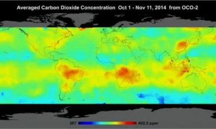 CO2 Konzentration- Neue NASA Mission beweist: Alle Modelle sind falsch!