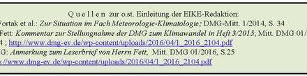 DMG: Erste Öffnungs-Tendenzen in der Klima-Debatte ?