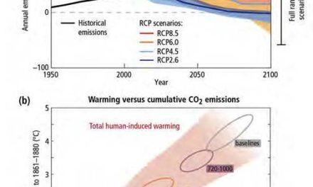"""Das """"2°-Klima-Z i e l""""  –  Ein politisches Konstrukt !"""