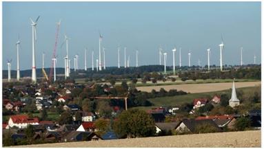 1.500 Unfälle und Störungen in britischen Windparks