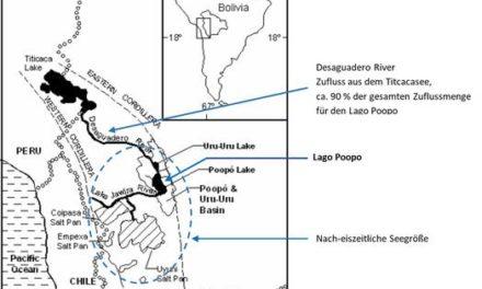 """Ein See in Bolivien verschwindet – und (nicht nur) die dpa berichtet sofort """"… ein Grund ist der Klimawandel"""""""