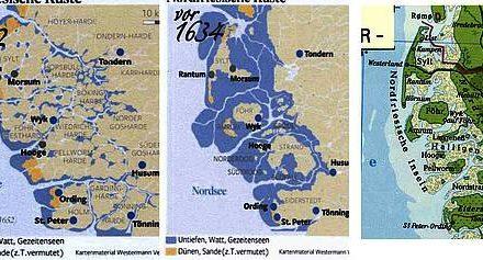 Nordfriesland – Tacloban/Manila – Warschau