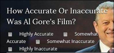 Eine unbequeme Überprüfung: 10 Jahre später ist Al Gores Film noch immer alarmierend falsch