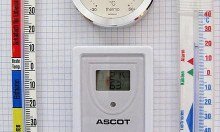 Wie zuverlässig sind die ermittelten Globaltemperaturen der letzten 170 Jahre?