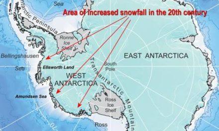 Und wieder zeigt eine neue Studie: Die Antarktis mit Eismassen-Zuwachs – höchste Schnee-Akkumulation der letzten 300 Jahre
