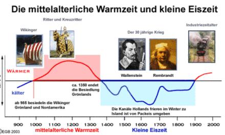 Extremes Winterwetter in Europa, der Wärmeinseleffekt und das Märchen vom CO2- Treibhauseffekt   Teil 2- Die Wärmeinseln breiten sich aus.