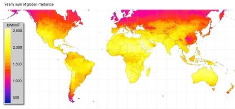 Sollten andere Nationen Deutschlands Führung hinsichtlich der Förderung von Solarenergie folgen?