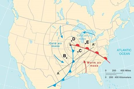 Der Hype um AGW bemühte Wetter-Mythen