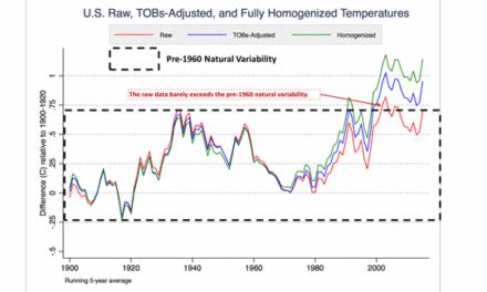 """Die Wahrheit über globale Temperaturdaten"""" … nun, nicht *sorgfältig* genug gefingert."""