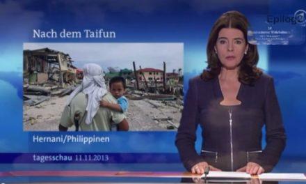Unbequeme Wahrheiten über den Kanzlerinnen-Berater Schellnhuber! Teil 12 (Epilog 2) : Mediale Tsunamis ?
