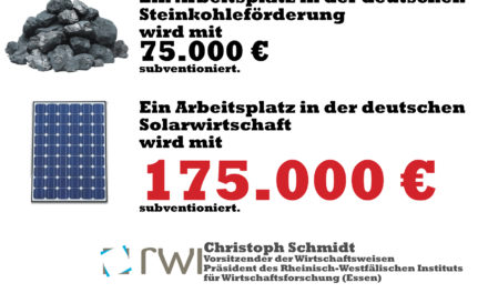 Energiewende wirkt: Jeder dritte Solarindustrie-Job gestrichen – RWE fährt Milliardenverluste ein