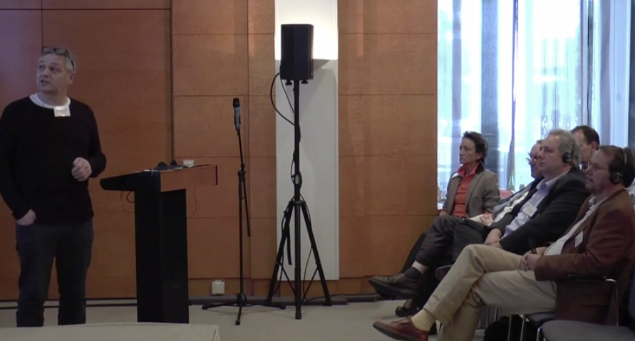 Teil II Videos von der VII. IKEK Mannheim jetzt verfügbar: heute Prof. Henryk Svensmark und Prof. Nir Shaviv