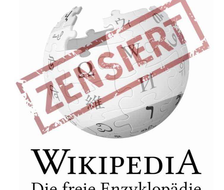 Die dunkle Seite von WIKIPEDIA: EIKE Zensur – kurz und knapp