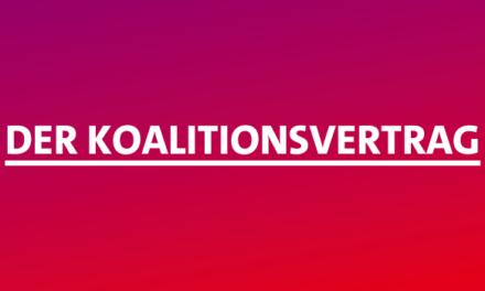 """""""Deutschlands Zukunft gestalten?"""" Der Koalitionsvertrag verspielt sie stattdessen. Eine energiepolitischen Analyse der Vorstellungen der Schwarz-Roten Koalition"""