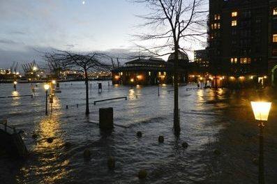 Alarmistische Meeresspiegel-Daten lassen Kosten für Versicherung gegen Überschwemmungen steigen