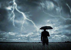 Das Wetter vorhersagen? Das Klima vorhersagen? Sie scherzen, stimmt's?