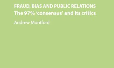 Behauptungen eines Konsens' von 97% basieren auf betrügerischen und verzerrten Forschungen