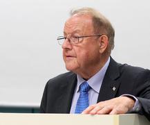 Wir trauern um unser Mitglied und Beirat Prof. Dr. Klaus Landfried