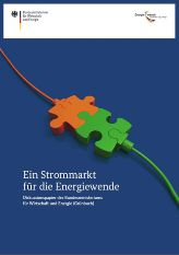 Stellungnahme II zum Grünbuch Strommarkt des BMWI
